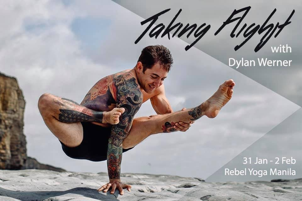 TAKING FLIGHT WITH DYLAN WERNER IN MANILA